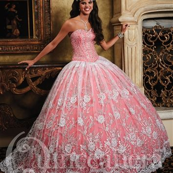Quinceanera Collection 26765 by House of Wu | Quinceanera Dresses | Quince Dresses | Dama Dresses | GownGarden.com