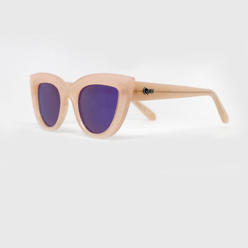 Quay: Kitti Sunglasses - Pink