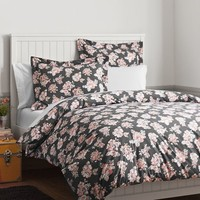 Bouquet Duvet Cover + Sham