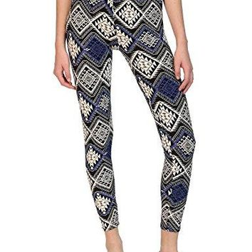 Made by Emma MBE Womens Popular Best Printed Full Length Soft Stretch Leggings
