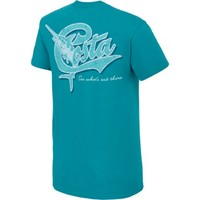 Costa Del Mar Adults' Dome Retro T-shirt | Academy