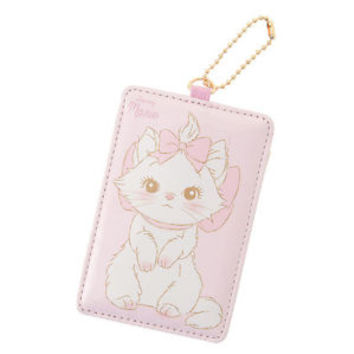 Marie Cat ID Card Pass Case Basic ❤ Disney Store Japan The Aristocats