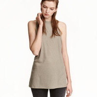 H&M Ribbed Tank Top $12.99