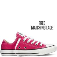 Converse - Chuck Taylor All Star Fresh Colors - Cosmo Pink - Low