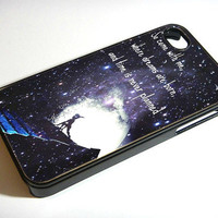 FREE SHIPPING, Peter Pan in Galaxy Quote, iPhone 4, iPhone 4s, Samsung Galaxy S3, Samsung Galaxy S4