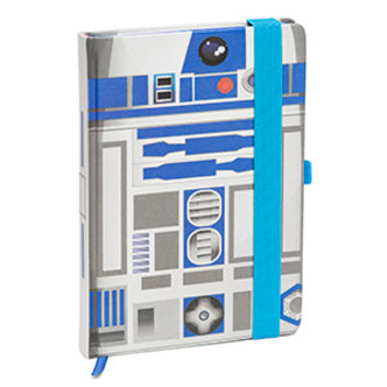 Star Wars R2-D2 Journal - Exclusive Premium Journal