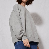 Oversized Sweatshirt By Boutique