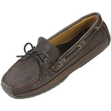 ONETOW Minnetonka Moosehide Weekend Moc - Men's