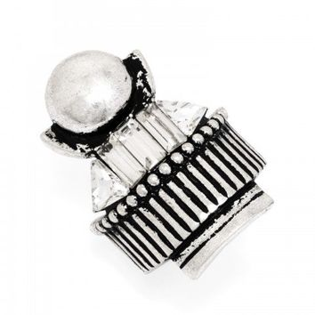 Pearl Voyager Ring
