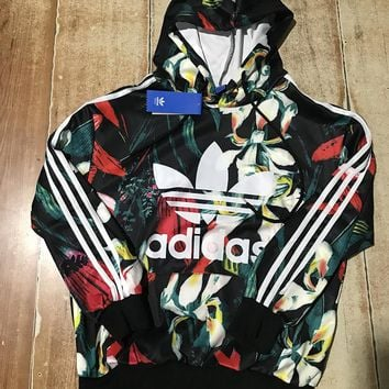 Trendsetter ADIDAS Women Top Sweater Hoodie