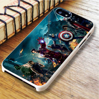 The Avengers Marvel Super Heroes | For iPhone 6 Plus Cases | Free Shipping | AH0018