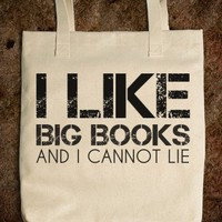 I LIKE BIG BOOKS AND I CANNOT LIE - glamfoxx.com