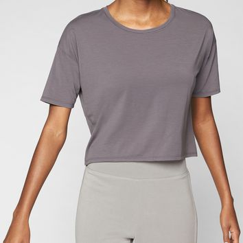 Studio Crop Tee | Athleta