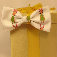 Louise Belcher Handmade Hair Bow