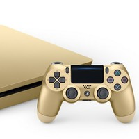 PlayStation 4 Slim 1TB Gold Console [Discontinued]