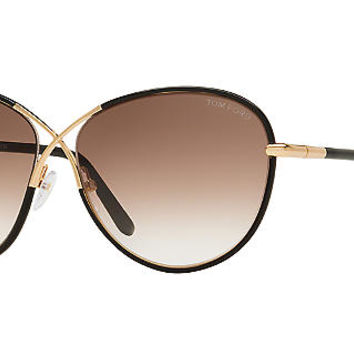 Tom Ford FT0344 ROSIE Sunglasses | Sunglass Hut