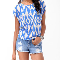 Tribal Inspired Top