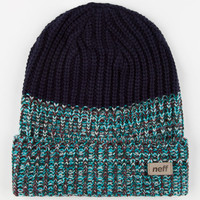 Neff Dowling Beanie Navy One Size For Men 24654921001