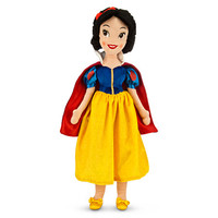 Snow White Plush Doll - Medium - 21''
