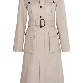 Joseph - Mili felted wool-blend coat