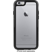 OtterBox - Symmetry Series Hard Shell Case for Apple® iPhone® 6 and 6s - Clear/Black