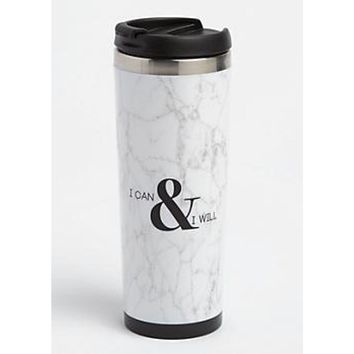 I Can Insulated Water Bottle