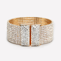 ALLOVER CRYSTAL CUFF