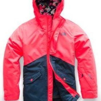 The North Face Girls' Freedom Insulated Jacket