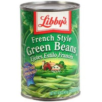 LIBBY'S CAN VEGETABLES
