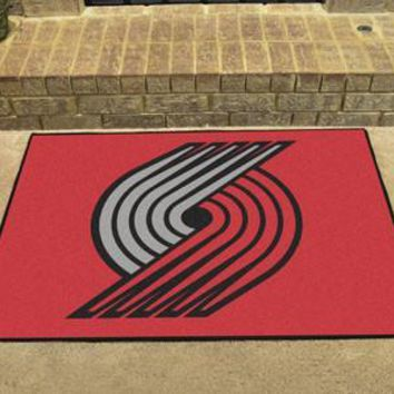 NBA - Portland Trail Blazers All-Star Mat 33.75x42.5