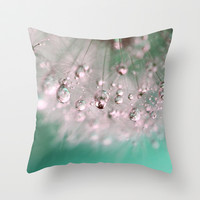 if you are a dreamer Throw Pillow by Sylvia Cook Photography