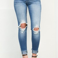 Los Angeles Distressed Jeans