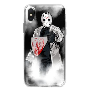 JASON HALLOWEEN CUSTOM IPHONE CASE