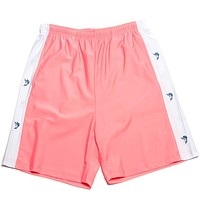 Trophy Fish Shorts in Coral by Krass & Co.