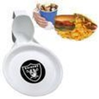 NFL - Oakland Raiders Ultimate Party Plate