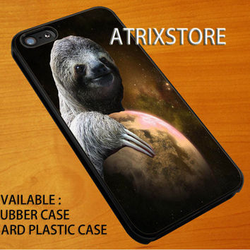 slothzilla galaxy nebula,Accessories,Case,Cell Phone,iPhone 5/5S/5C,iPhone 4/4S,Samsung Galaxy S3,Samsung Galaxy S4,Rubber,09-07-15-Rk