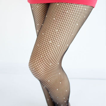 Diamonds Stockings Pants Socks [11723915663]