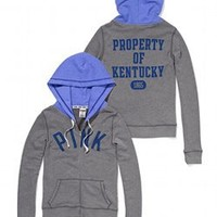 University of Kentucky Perfect Zip Hoodie - Victorias Secret PINK - Victoria's Secret