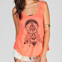 Element Wicked Womens Tank Melon  In Sizes