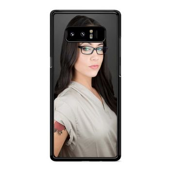 Orange Is The New Black Alex Vause 6 Samsung Galaxy Note 8 Case