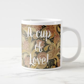 A cup of Love Coffee Mug
