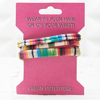 Tulum Hair and Wrist Elastics - Urban Outfitters