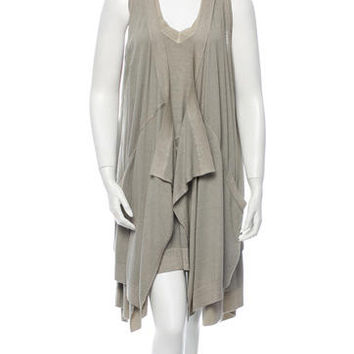 Donna Karan Cashmere Dress Set