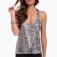 Dazzler Sequined Tank $26