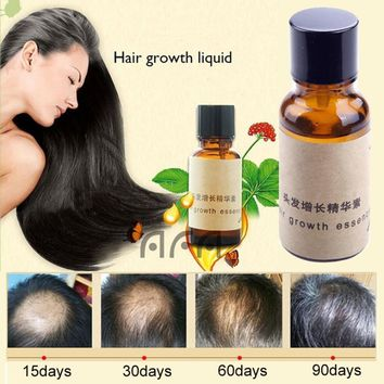 Extremely Effective 100% Natural Extract Hair Growth Serum