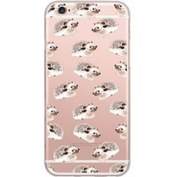 Alice's Hedgehogs in Wonderland iPhone Case