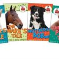 Usborne Books & More. Pet Vet Complete Library Collection (6)