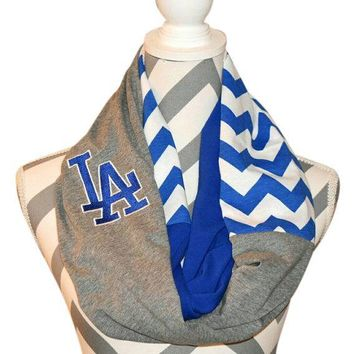 Dodgers Scarf