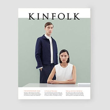 Kinfolk Magazine Issue 15
