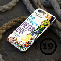 Peter Pan Cover Classic - iPhone 4/4s, iPhone 5/5S, iPhone 5C and Samsung Galaxy S3/S4 Case.